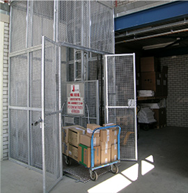 warehouse elevator